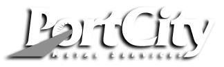 Port City Metal Services Logo